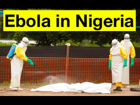 LIVE: Ebola in Nigeria - Prostitutes in Fear + Salt Water Cures !!