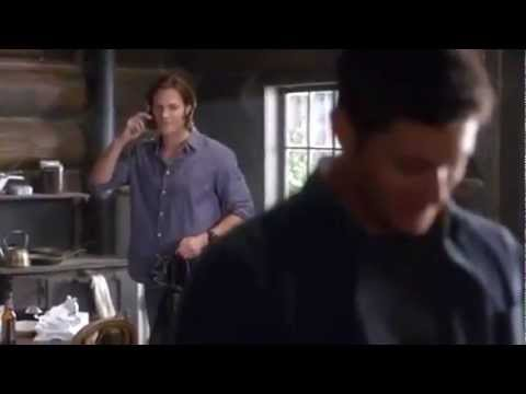 Supernatural season 7 gag reel