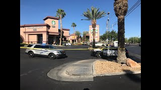 Las Vegas police: Shooting involving NHP, Henderson PD near Tropicana and Decatur