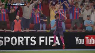 FIFA 17 BICYCLE KICK GOAL