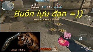 [ Bình Luận CF ] Kukri Tiger cùng Hòm tiếp tế - Tiền Zombie v4