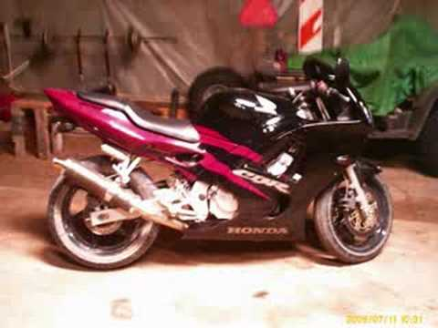 Honda CBR 600F3 1998 FOR SALE Crotch Rocket Video