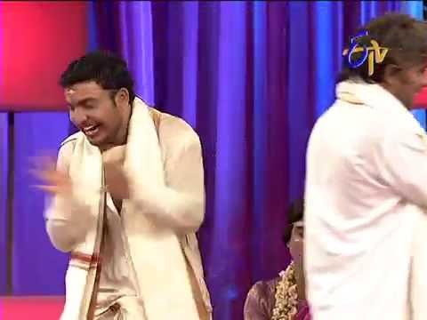 Extra Jabardasth - ఎక్స్ ట్రా జబర్దస్త్ - Sudigaali Sudheer Performance on 17th October 2014