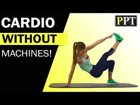 Cardiovascular Exercise: No Machines or Fitness Center or Equipment Needed