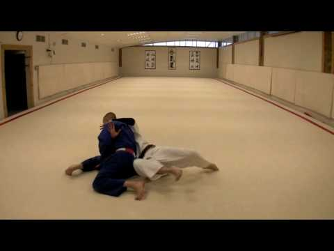 Judo Grappling  Kesa Gatame  Escape Pointers Image 1