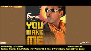 Farmer Nappy : YOU MAKE ME [2012 Trinidad Soca][Produced By De Red Boyz][DOWNLOAD]