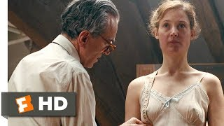 Phantom Thread (2017) - You Have the Ideal Shape Scene (2/10) | Movieclips