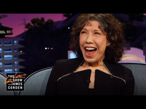 Lily Tomlin Had the Perfect Answer for the Meryl Streep Question