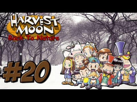 Harvest Moon - De volta a Fazenda #20 / Festival / Corrida de Cachorro
