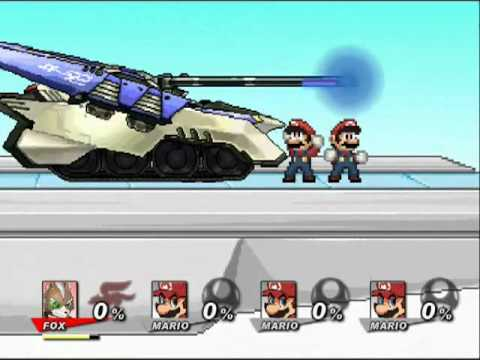 Super Smash Flash 2 v0. 8 Final Smashes