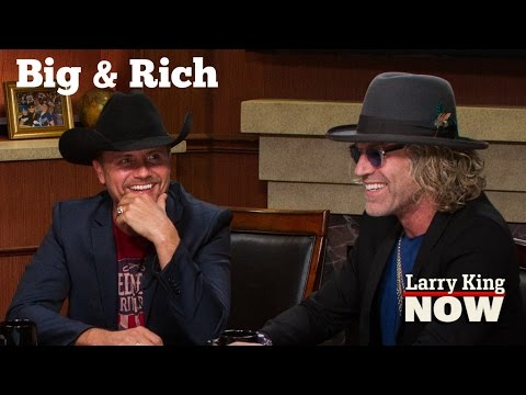 Big and Rich - Sneak Peek | Big and Rich | Larry King Now Ora TV