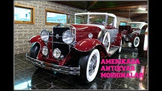 Uzbek Avto , Antique Car ,