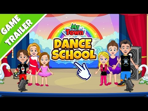 My Town : Dance School APK Cover