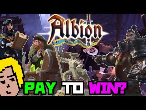 """IS ALBION ONLINE PAY TO WIN"" !?  ALBION ONLINE REVIEW"