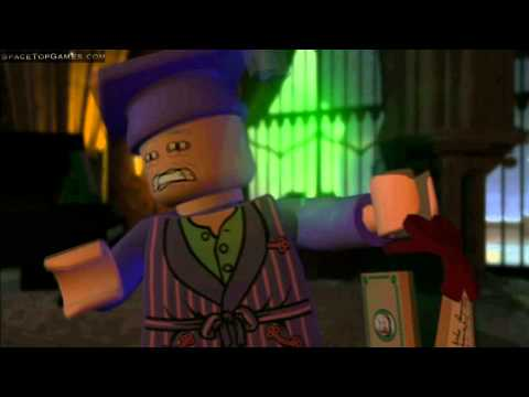 LEGO Harry Potter Years 5-7 Walkthrough Part 23 - Year 6 - Love Hurts