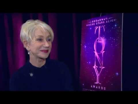Web Extra: Helen Mirren Talks With CBS2's Dana Tyler About