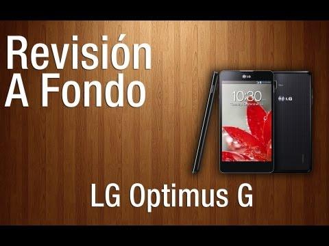 Revisión A Fondo - LG Optimus G