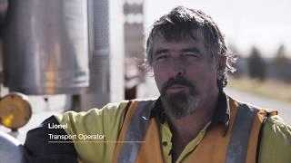 Lionel's Story, Transport Operator
