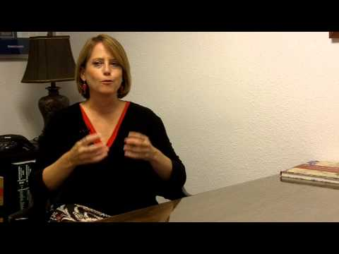 Julie Anderson--Best speech she ever heard