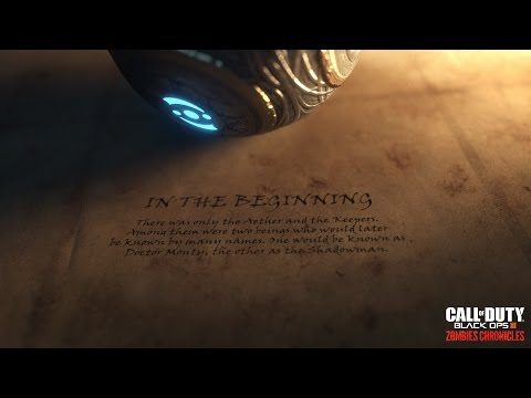 Official Call of Duty®: Black Ops III - Zombies Timeline