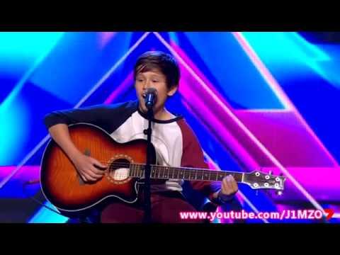 Jai Waetford -  FIRST AUDITION The X Factor Australia 2013