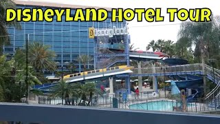Disneyland Hotel Tour and Character Fun