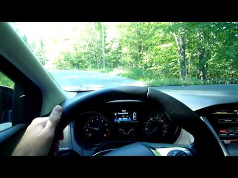 2012 Ford Focus: Hill Start Assist