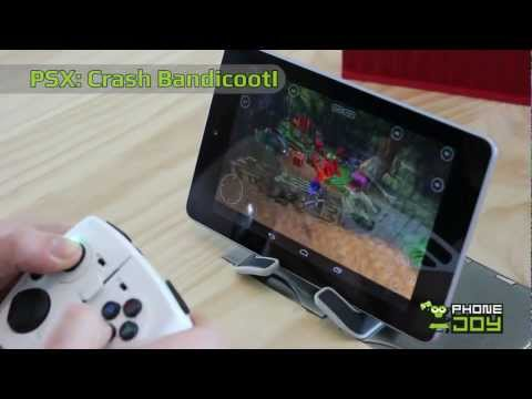 PhoneJoy Play - Android Gaming (Kickstarter Sneak Peek #2)