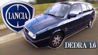 LANCIA DEDRA 1.6 SW (1997) |Test Drive|