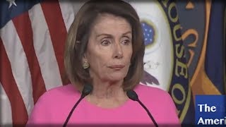 NANCY PELOSI JUST CAUGHT ON HOT MIC ADMITTING SOMETHING HUGE… THIS VIDEO WILL RUIN HER