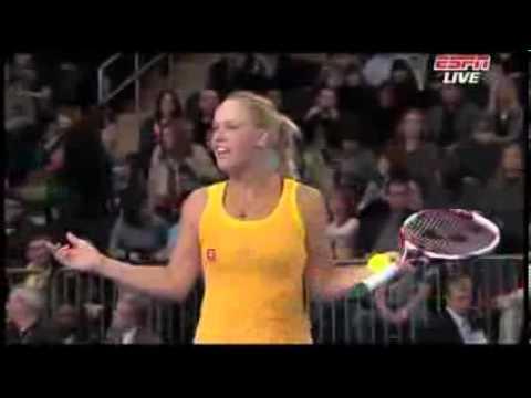 Maria Sharapova Sexy Dances video