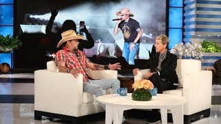 Download Lagu Jason Aldean Inspired after Meeting Las Vegas Shooting Survivors Gratis STAFABAND