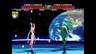 Sailor moon *-* mugen