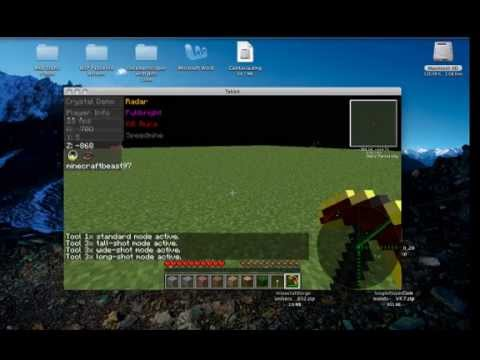 Crystal Demo Tekkit Hacked Client