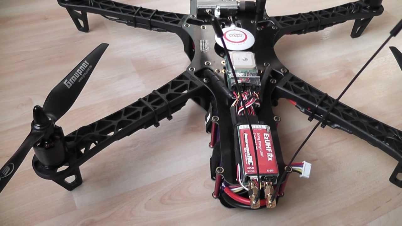 Quadcopter Specs FPV Longrange T...