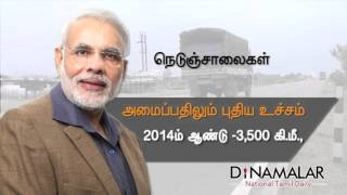 PM Modi Govt on a Glance