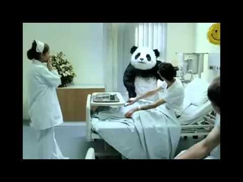 Komik - Piskopat Panda
