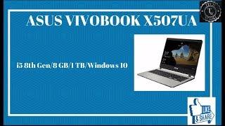 Asus Vivobook x507 i5 8th Generation | Tech World