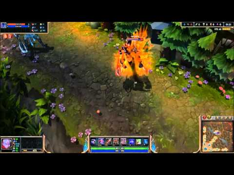 [PBE 03/06/2014] New Summoner Spell Effects - Barrier, Teleport, Ignite, Heal