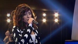 Melek Davarcı 'Fly Me To The Moon' - O Ses Türkiye 25 Kasım 2014