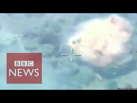 Turkey Airstrikes: Who are they targeting, where and why? BBC News