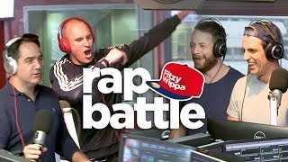 Hamish & Andy vs Fitzy & Wippa: RAP BATTLE