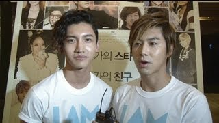 Movie_I AM._Promotion Video_TVXQ!