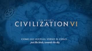 """Christopher Tin - Sogno di Volare (""""The Dream of Flight"""") (Civilization VI Main Theme)"""