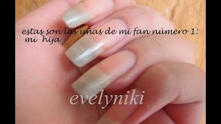 LAS UÑAS DE MI HIJA / MY DAUGHTER