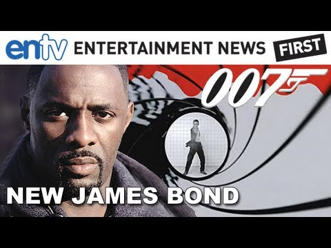 Idris Elba Tapped To Be Next James Bond, 007? ENTV