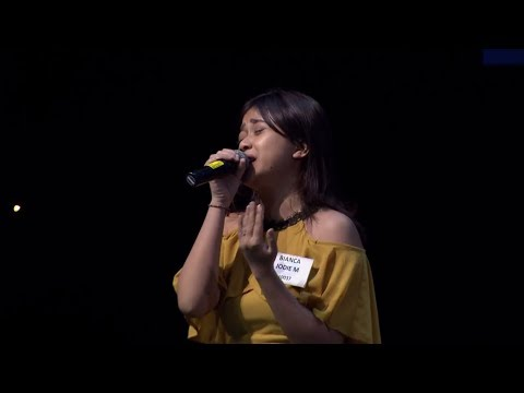 When We Were Young - Adele , By Bianca Jodie Indonesian Idol 2018, kok serem !!! :D