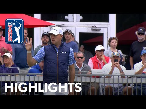 Justin Thomas' highlights | Round 2 | Safeway Open 2019