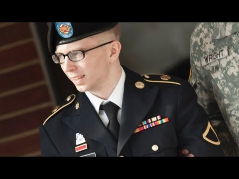 Can Bradley Manning get hormone therapy in prison?