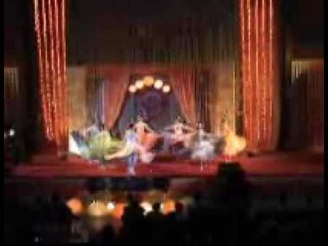 Peacock Dance: Indonesian-chinese Dance video
